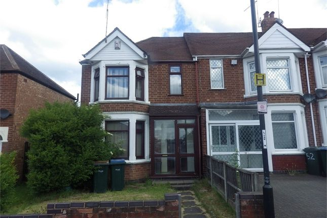 Thumbnail Semi-detached house to rent in Donnington Avenue, Coventry, West Midlands