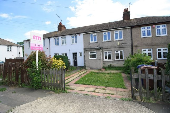 Thumbnail Terraced house to rent in Feenan Highway, Tilbury