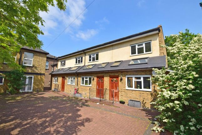 Thumbnail End terrace house for sale in Manor Road, Wallington, Surrey