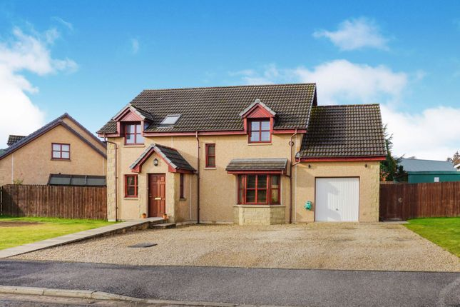 Thumbnail Detached house for sale in Ben Aigan Way, Rothes