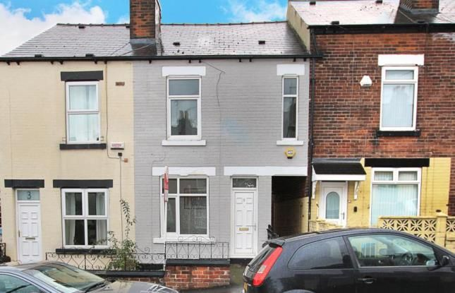 Thumbnail Terraced house for sale in Darwin Road, Sheffield, South Yorkshire