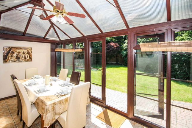 Thumbnail Detached house for sale in Chorley Close, Langdon Hills, Basildon