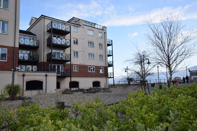 2 bed flat for sale in Macquarie Quay, Sovereign Harbour North Eastbourne