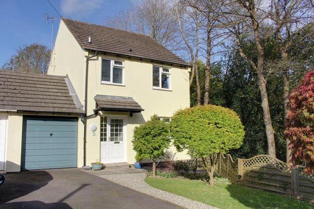 4 bed link-detached house for sale in Colombelles Close, Fremington, Barnstaple
