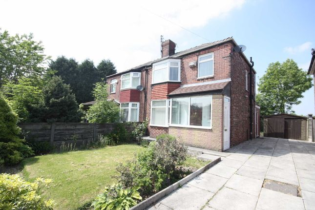Thumbnail Semi-detached house to rent in Oxford Road, Salford