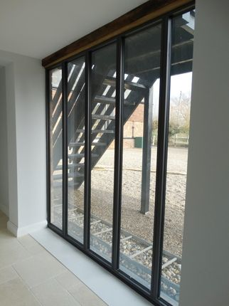 Full Length Wall Window