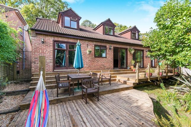 Thumbnail Detached house for sale in Hursley Road, Chandlers Ford, Eastleigh