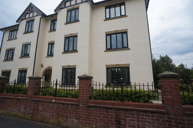 Thumbnail Flat to rent in Pendle Drive, Whalley, Lancashire