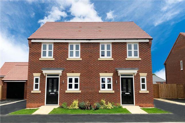 "2 bed semi-detached house for sale in ""Beckford"" at Curlieu Close, Hampton Magna, Warwick CV35"