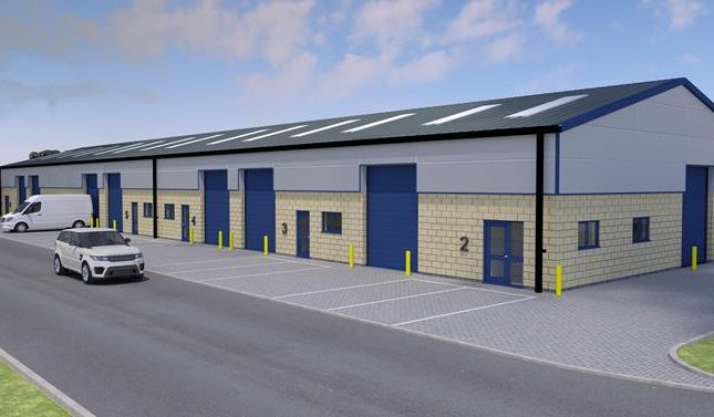 Thumbnail Warehouse to let in Avro Court, Lincoln Business Park, Sadler Road, Lincoln, Lincolnshire