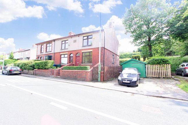 3 bed terraced house for sale in New Line, Bacup, Rossendale OL13