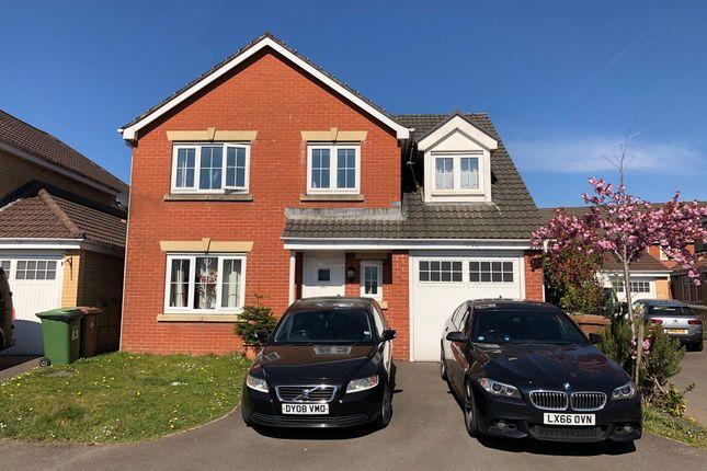 5 bed property to rent in Pwll Yr Allt, Tir-Y-Berth, Hengoed CF82