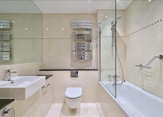 Bathroom 1 of Pinnacle Tower, Fulton Road, Wembley Park HA9