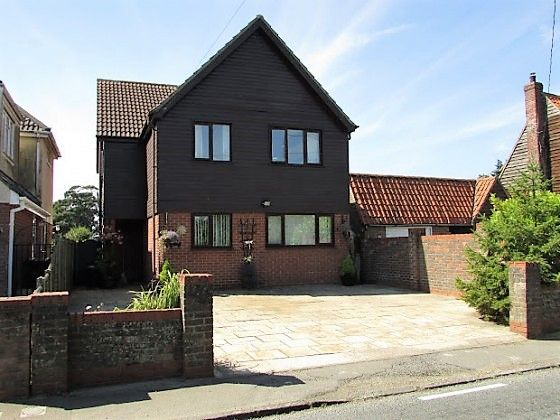 Thumbnail Detached house to rent in Tendring Road, Thorpe-Le-Soken