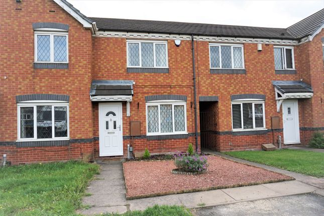 Thumbnail Terraced house for sale in Rochester Croft, Walsall