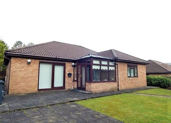 Thumbnail Detached bungalow for sale in Gwaun Delyn Close, Nantyglo
