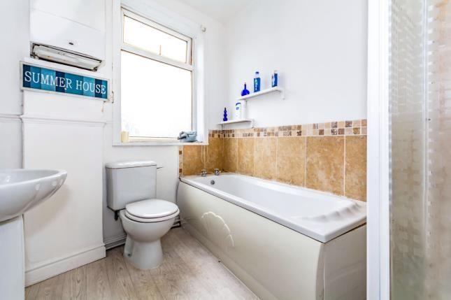 Bathroom of Buxton Road, Heaviley, Stockport, Cheshire SK2