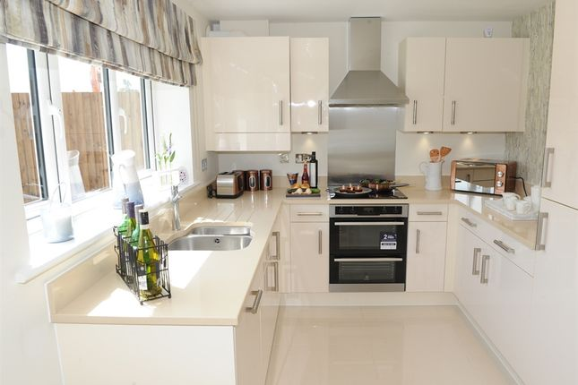 """Thumbnail Detached house for sale in """"The Kendal"""" at Knotts Mount, Colne"""