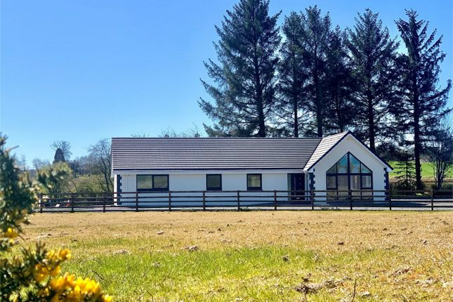 Thumbnail Detached bungalow for sale in The Willows, Blairforge, By Kelty, Kinross-Shire
