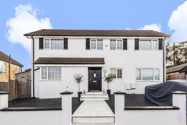 4 bed detached house for sale in Dalmeny Road, New Barnet, Hertfordshire EN5