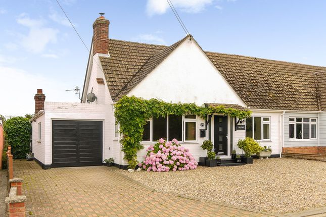 Thumbnail Property for sale in Glemsford, Sudbury, Suffolk