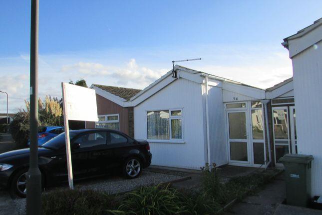 Thumbnail Bungalow to rent in Cumber Drive, Brixham