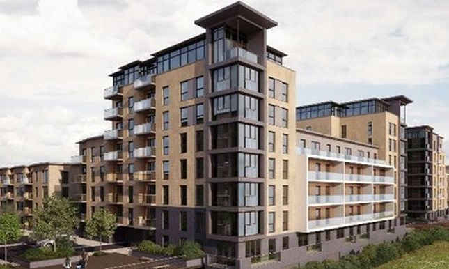 Thumbnail Flat for sale in Ospery House, Kennet Island, Reading