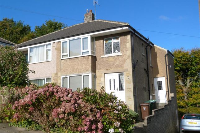 Thumbnail Semi-detached house for sale in Staybrite Avenue, Bingley