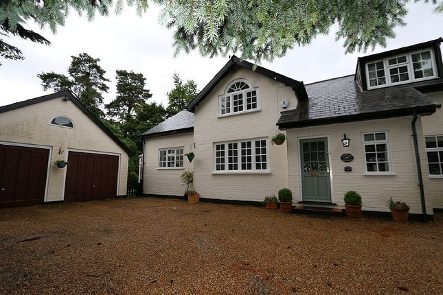 Thumbnail Detached house for sale in 72, The Maultway, Camberley, Surrey