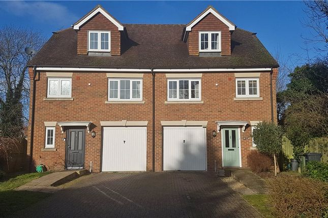 Thumbnail Semi-detached house for sale in Pickering Place, Guildford, Surrey