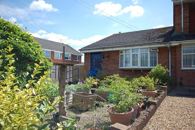 Thumbnail Semi-detached bungalow to rent in Box Walk, Keynsham, Bristol