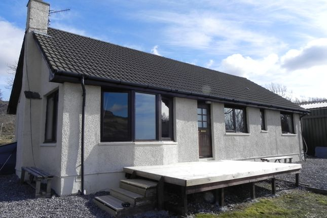 Thumbnail Detached bungalow for sale in Camuseorna, 18 Torrin, Isle Of Skye