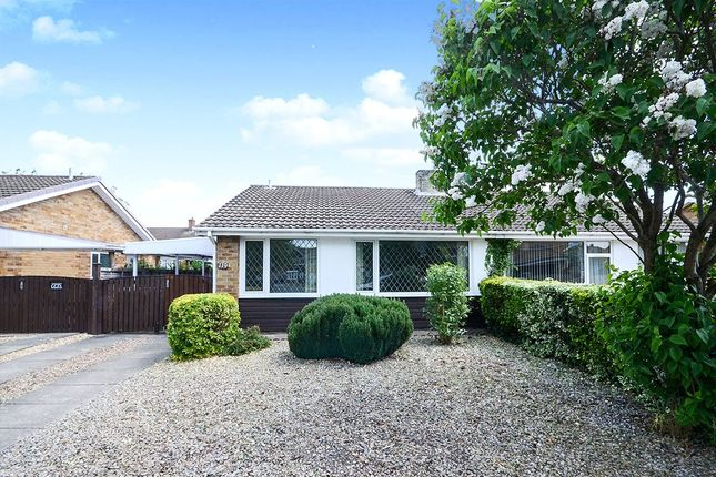 Thumbnail Bungalow for sale in Tedder Road, York