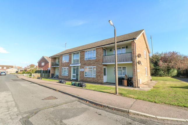 Thumbnail Flat for sale in Britannia Crescent, Wivenhoe, Colchester