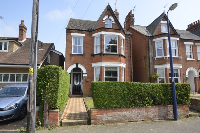 Thumbnail Detached house for sale in Princes Road, Felixstowe
