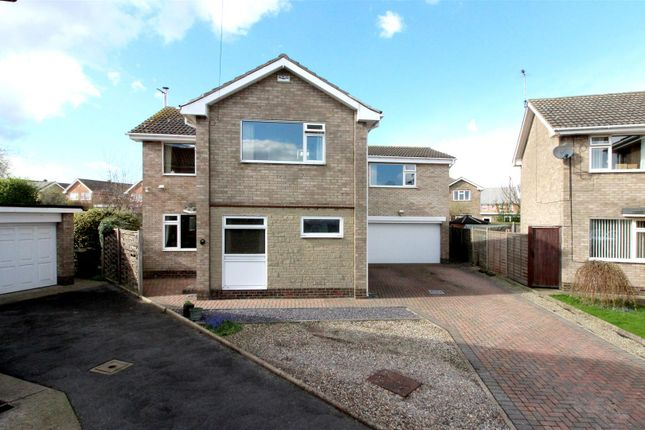Thumbnail Detached house for sale in The Croft, Beverley