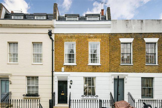 3 bed flat to rent in Hasker Street, Chelsea, London SW3