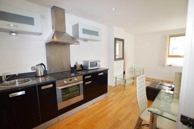 Thumbnail Flat to rent in Gateway East, Leeds