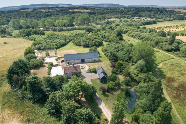 Thumbnail Detached house for sale in Lower Knighton Road, Newchurch, Sandown