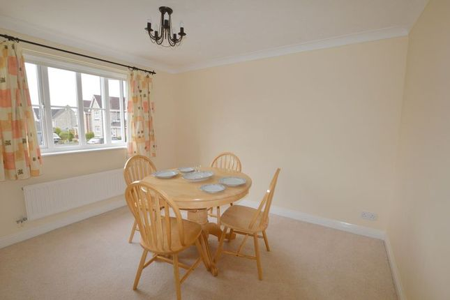Dining Room of Long Hill, Mere, Warminster BA12