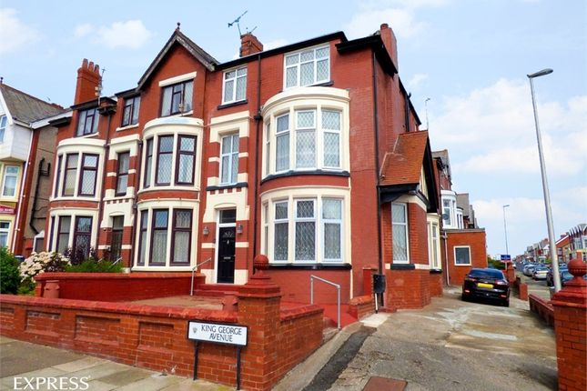 Thumbnail Semi-detached house for sale in King George Avenue, Blackpool, Lancashire