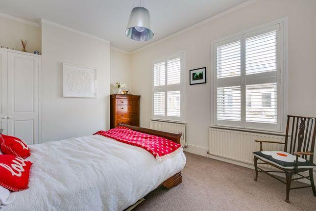 Master Bedroom of Haldon Road, London SW18