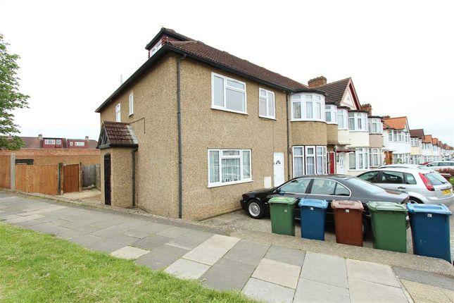 Thumbnail Flat to rent in Cowbridge Road, Queensbury, Harrow
