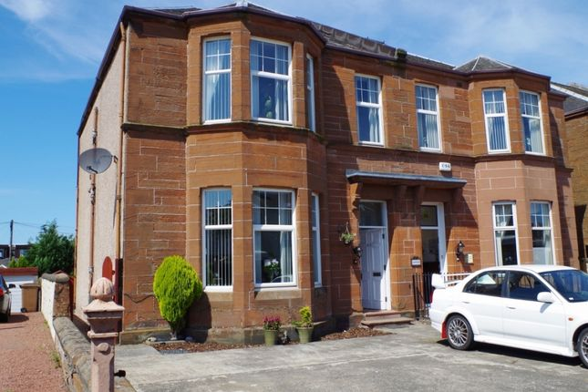 Thumbnail Semi-detached house for sale in 33 Prestwick Road, Ayr