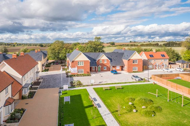 Thumbnail Flat for sale in Long Melford, Sudbury, Suffolk