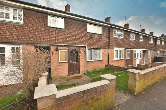 Thumbnail Terraced house to rent in Manscroft Road, Hemel Hempstead, Hertfordshire