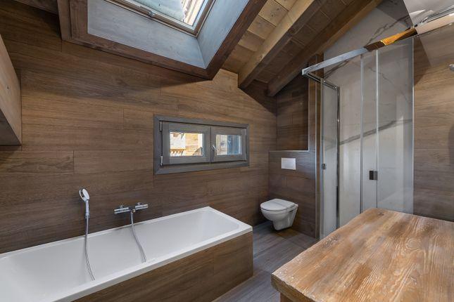 Bathroom of Meribel, Rhone Alps, France