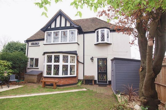 Thumbnail Link-detached house for sale in Wickham Road, Beckenham, Kent