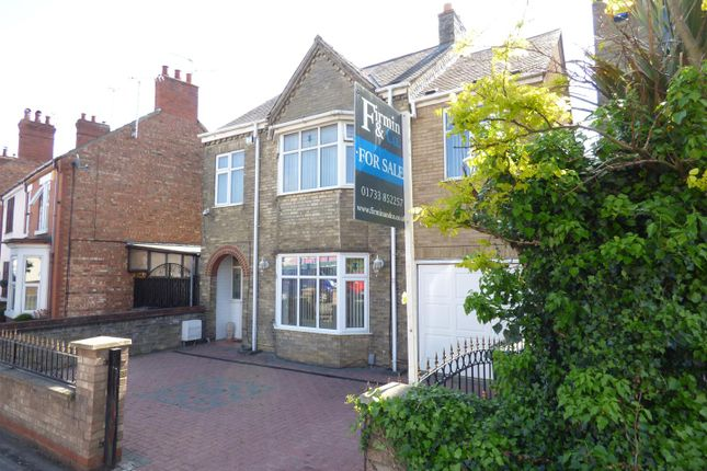 Thumbnail Detached house for sale in London Road, Fletton, Peterborough