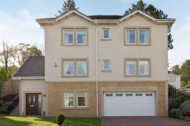 Thumbnail Detached house for sale in 6 Briary Lane, Castlebank, Inverclyde